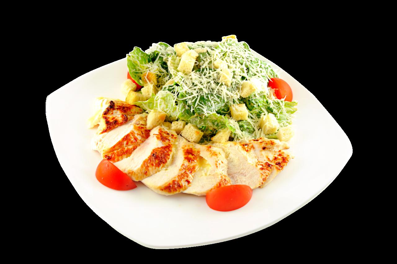Простой рецепт салата с курицей грудка